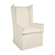 Traditional Accent Chairs by Stephanie Sabbe
