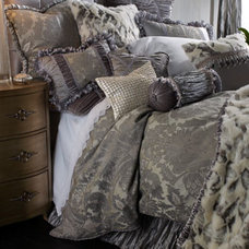 Traditional Bed Pillows And Pillowcases by Horchow