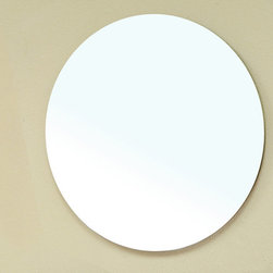 Bellaterrra - Bellaterra 203117 Mirror - 27.6x1x27.6 in. - Bellaterra 203117 Mirror  - 27.6x1x27.6 in.