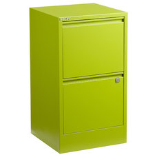 Contemporary Filing Cabinets by The Container Store