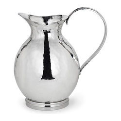 Nordica Water Pitcher with Strap Handle