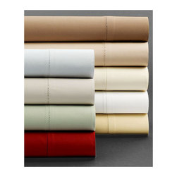 Hotel Collection 600 Thread Count Egyptian Cotton Sheets - Sleep on luxurious sheets for true comfort. I find that Macy's has a good selection and reasonable pricing.