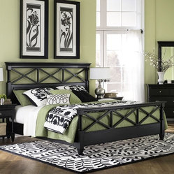 Regan Panel Bed Set