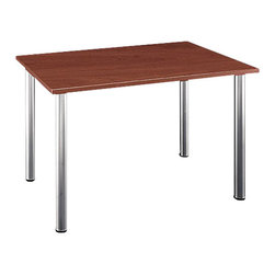 BBF - BBF Aspen Rectangle Table - BBF - Conference Tables - TS85401 - The BBF Aspen Rectangle Table is an understated but appealing table solution that combines effortlessly with other Aspen Table Collection segments to produce a great variety of custom configurations.