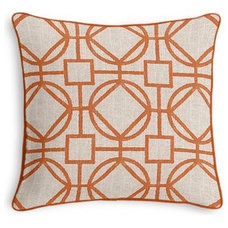 Modern Decorative Pillows by Loom Decor