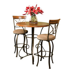 Powell Furniture Hamilton Pub Set Of 3 By Powell The