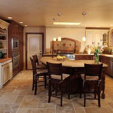 Traditional Kitchen by Kepler Design