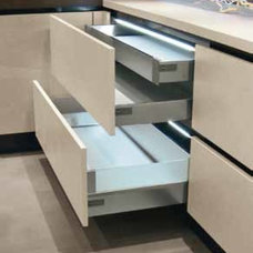 Contemporary Cabinet And Drawer Organizers by European Kitchen Art