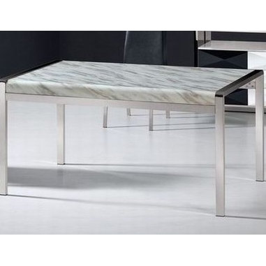 Scandicci Marble Modern Dining Table