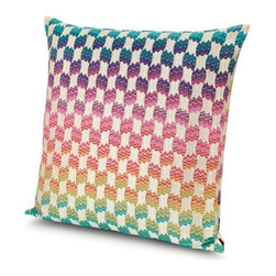 Missoni Home - Missoni Home | Quick Ship: Pailin Pillow 24x24 - Design by Rosita Missoni.