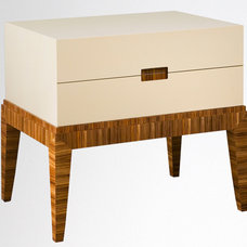 traditional nightstands and bedside tables by Cliff Young Ltd.