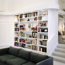 Contemporary Display And Wall Shelves  by Dayoris Custom Woodwork