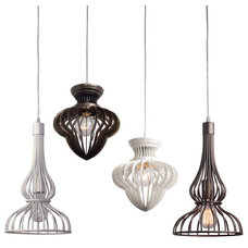 Eclectic Lighting by Lumens