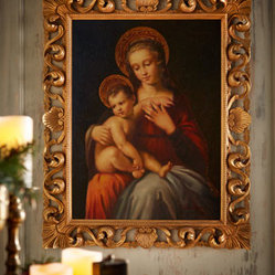 SELLI GABRIELLO Madonna and Child Painting