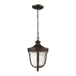 Elk Lighting - Elk Lighting 27002/1 Outdoor Pendant - Elk Lighting 27002/1 Outdoor Pendant