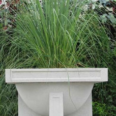 Modern Outdoor Pots And Planters by gardenartisans.us