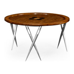 Jonathan Charles - Jonathan Charles Cocktail Table Cute - Product Details