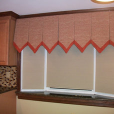 Window Treatments by Selma Hammer Designs