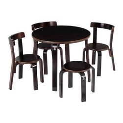 Svan Play with Me Toddler Table and Chairs - 3 Finishes - Svan Play with Me Toddler Table and Chairs - 3 Finishes