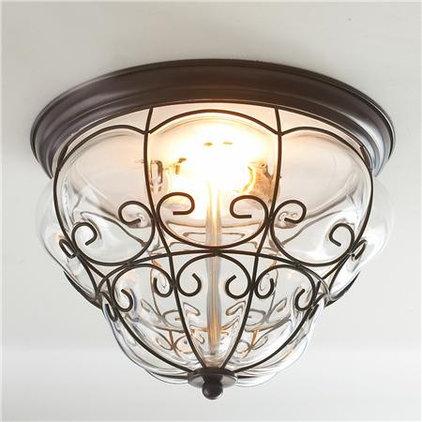 Flush-mount Ceiling Lighting Fasciati Ceiling Light - Shades of Light