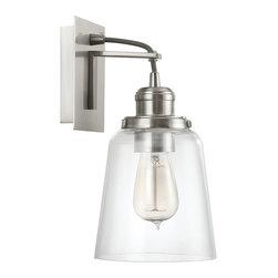 Capital Lighting - Capital Lighting Transitional Wall Sconce X-531-NB1173 - Capital Lighting Transitional Wall Sconce X-531-NB1173