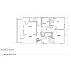 Floor Plan by Board and Vellum