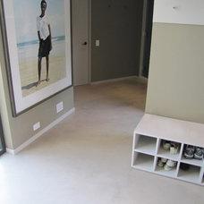 Modern Flooring by Concrete Shop