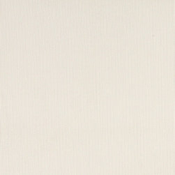 Ivory Velvet Thin Striped Upholstery Fabric By The Yard - This is a classic velvet upholstery fabric. It is soft and very durable. In addition, it is easy to clean, made in America and machine washable.