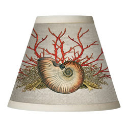 Beach Style Lamp Shades Find Chandelier Shades And Glass Lampshades Online
