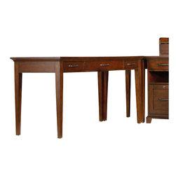 Hooker Furniture - Hooker Furniture Wendover Leg Desk - Hooker Furniture - Computer Desks - 103711458