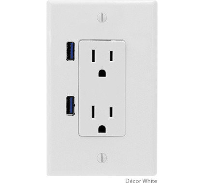 Contemporary Switch Plates And Outlet Covers by fastmac.com
