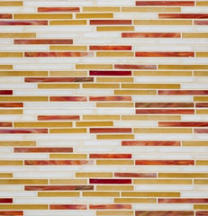 eclectic kitchen tile by Mosaic Tile Stone