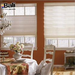 Bali Roman Shades - Casual Classics Roman Shade - Premium. Whites and off-whites - Casual Classics Roman Shade - Premium - Buy with Confidence, Get Free Samples Today!With Bali Casual Classics Roman Shades you can achieve the sophisticated look of custom tailored shades for a price that will pleasantly surprise you!
