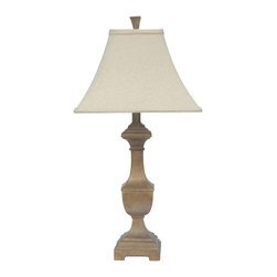 Crestview Collection - Crestview Collection CVAUP491 Nantucket Table Lamp - Crestview Collection CVAUP491 Nantucket Table Lamp