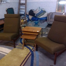 Midcentury Living Room Chairs by Legacy Modern