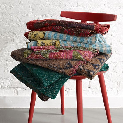 Eclectic Throws by West Elm