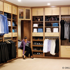 Contemporary Closet Organizers by Custom Closets & More...