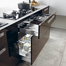 Modern Kitchen Cabinets by Fisker International