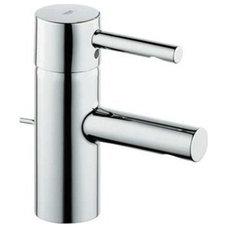 ST F Bathroom / Grohe Essence Lavatory Centerset - Starlight Chrome   Free Shipp