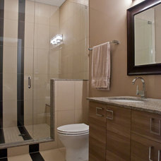 Contemporary Bathroom Vanities And Sink Consoles by Gene Sokol / Euroluxe Interiors