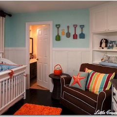 eclectic kids by Little Crown Interiors