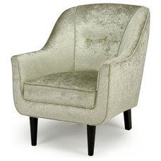 Midcentury Living Room Chairs by KADesign