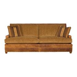 Vanguard Furniture - Vanguard Furniture Riverside Sofa L604-2S - Vanguard Furniture Riverside Sofa L604-2S