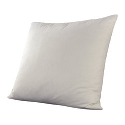 Pacific Coast - Restful Nights European Square Pillow Euro Square - Ideal for adding a decorative touch or reading comfortably in bed.