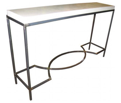 contemporary side tables and accent tables by Bradley Hughes