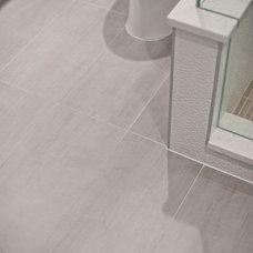 Modern Bathroom by Renocon Design