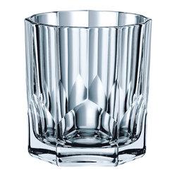 Nachtmann - Nachtmann Aspen Whisky Tumblers, Set of 4 - Nachtmann Aspen Whisky tumbler set of 4 glasses