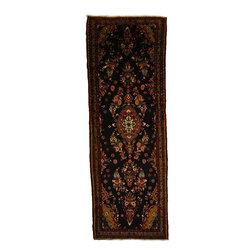 eSaleRugs - 3' 6 x 11' 6 Mehraban Persian Runner Rug - SKU: 110892578 - Hand Knotted Mehraban rug. Made of 100% Wool. 30-35 Years.