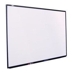 """Elitescreens - 94"""" Whiteboard Universal 16:9 - Direct ship only!! The WB94HW is a 94"""" diagonal 16:9 universal whiteboard/projection screen Viewing dimensions are 45. 7"""" x 81. 2"""" (h x w) best recommended for short throw projectors. They have the versa white material that has a 1. 1 gain- and they have the hard board backing ( Dry erase pen and eraser are included with the item)."""