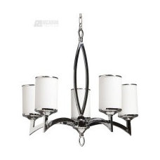 modern chandeliers by South Shore Decorating